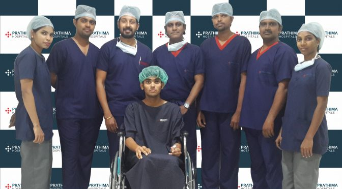 Prathima Hospitals Performed Mitral Valve Replacement Surgery