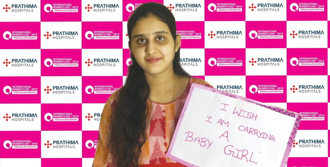 International Women's Day celebrations at Prathima Hospitals