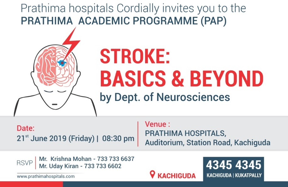 learn about stroke- basics and beyond