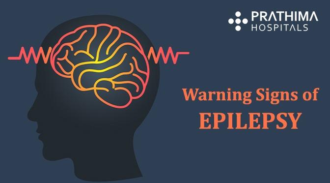 warning signs of epilepsy
