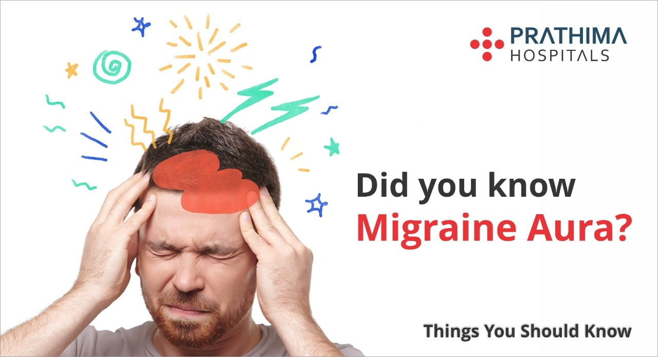 Know about Migraine Aura
