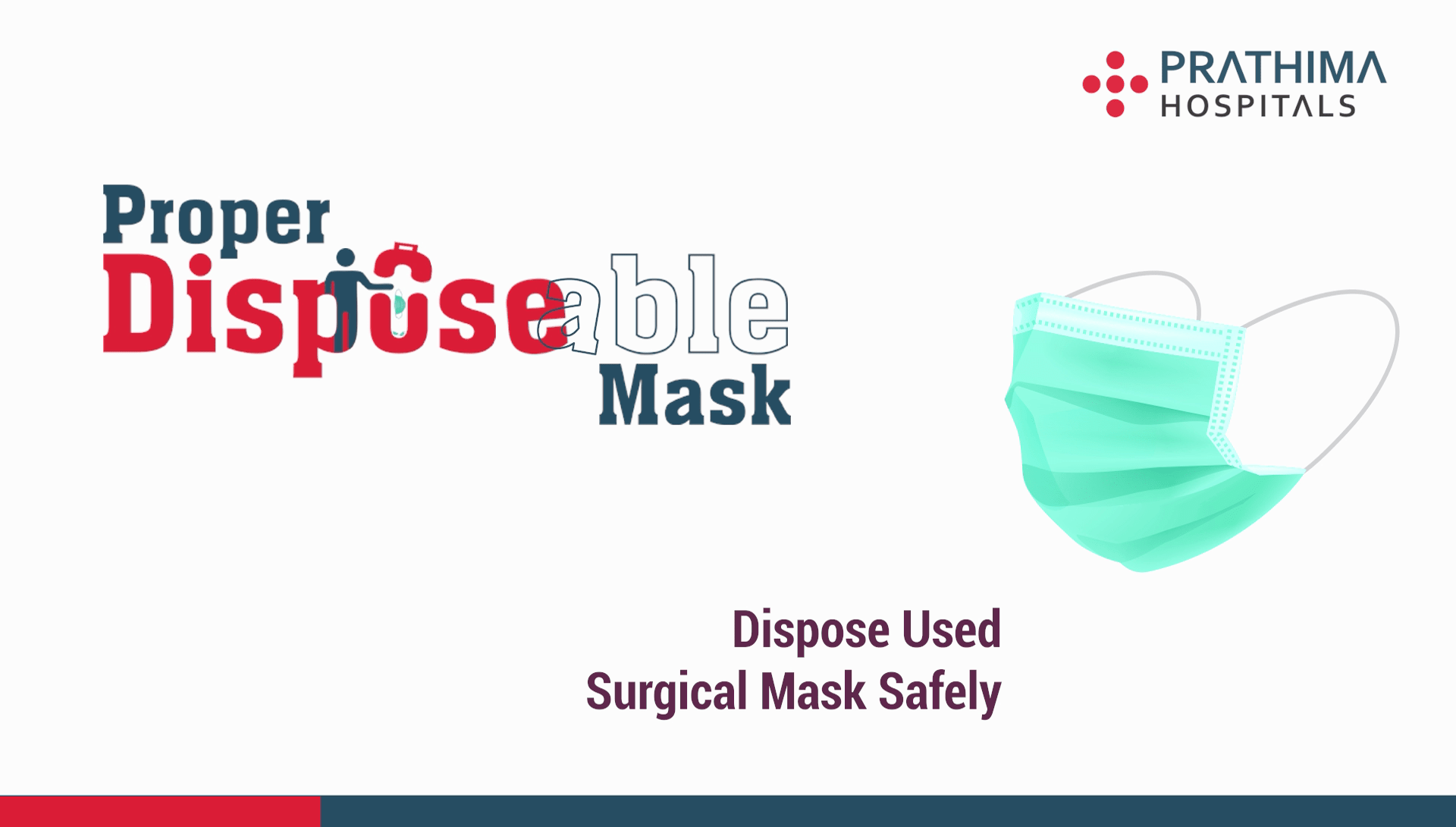 dispose of masks