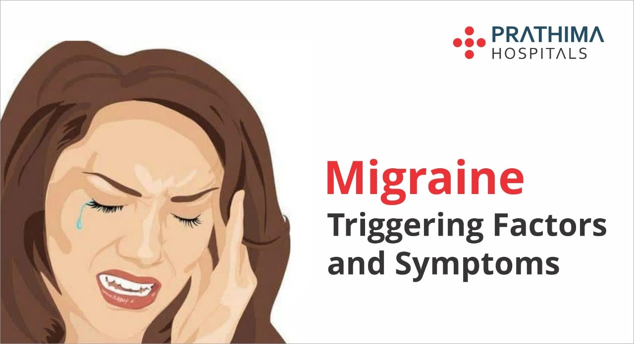 migraine triggering factors - symptoms