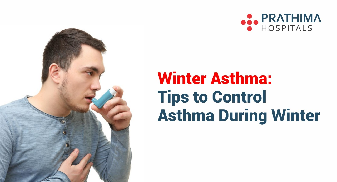 Tips to control asthma during winter