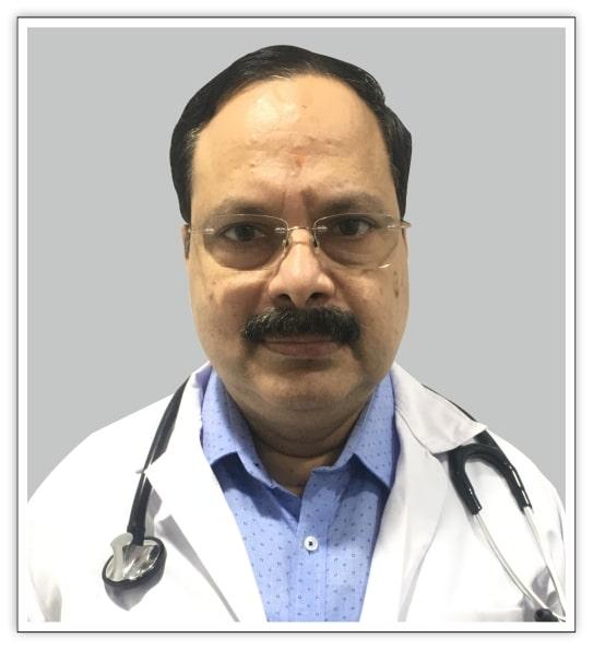 Dr. PK Dhar, Cardiologist