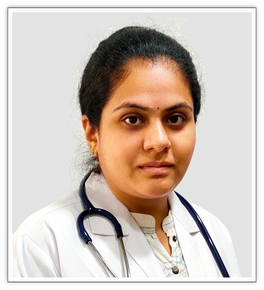 Dr. Subha Soujanya, Pulmonologist