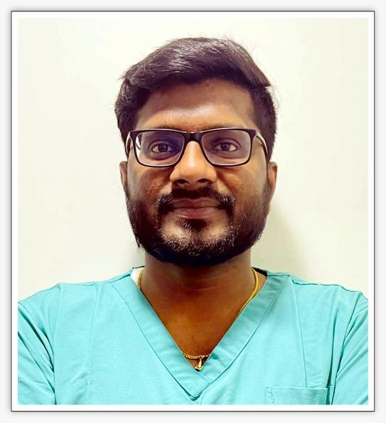 Dr. Hareesh Tarigoppula