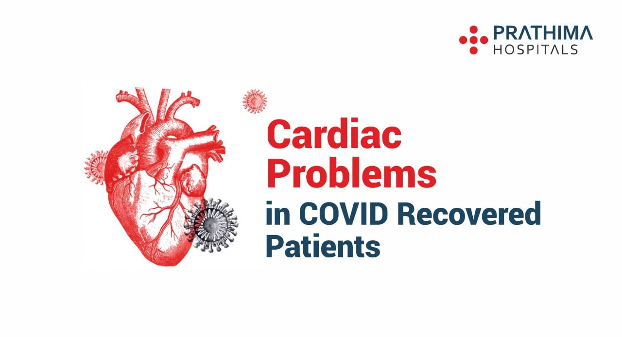 Cardiac problems in covid recovered patients
