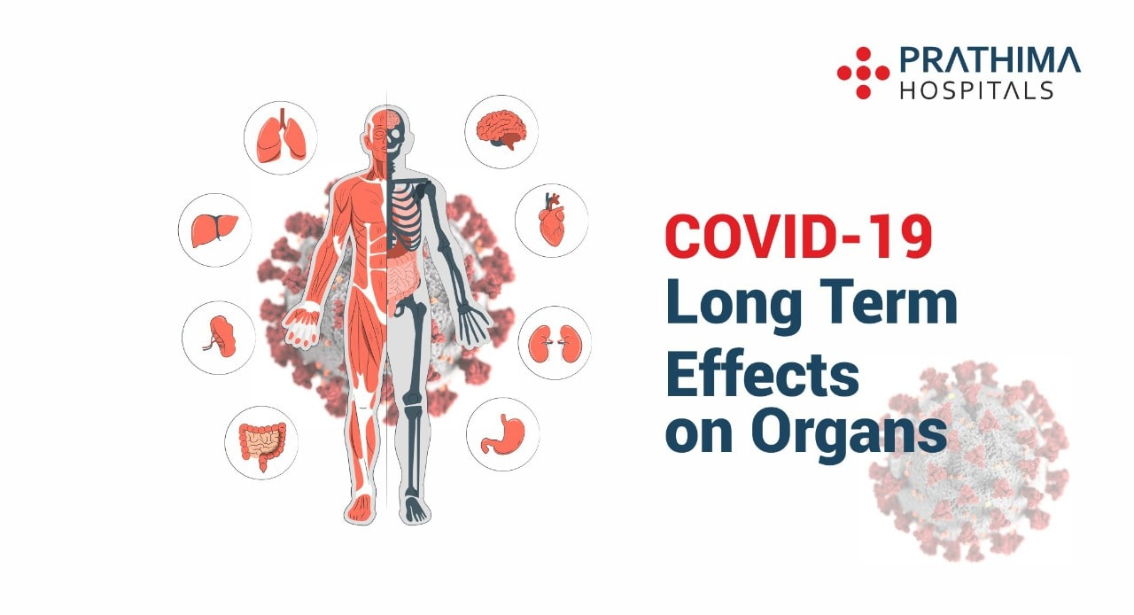 covid 19 affecting organs