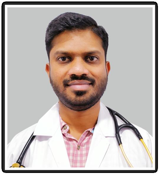 Dr. MV Shashank, General physician