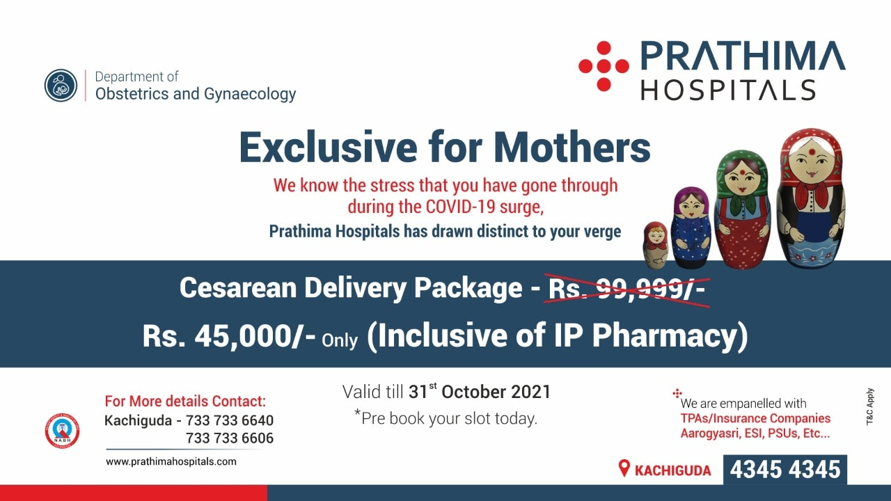 Gynaecology health package for mothers