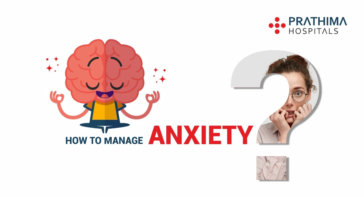 Anxiety and it's management